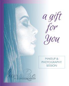 lumaRae Photography Gift Certificate